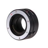 Macro AF Autofokus Rozszerzenie DG Tube 10mm 16mm Zestaw metalowy pierścień Góra do M4 / 3 Olimpu E-P1 E-P2 E-PL1 E-PL2 Panasonic G1GF1