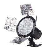 YONGNUO YN216 3200K-5500K LED Lampa wideo strzelać kamery z 4 kolorów Płyty dla Canon Nikon DSLR Camera