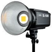 Godox SL-100W 2400 LUX Mount Studio LED kontinuierliche Video Licht Bowens