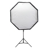 Second Hand Godox Portable Octagon Softbox 80cm / 31.5in Umbrella Brolly Reflector for Speedlight