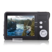 "HD Digital Camera 18MP 2.7"" TFT 8x Zoom Smile Capture Anti-shake Video Camcorder"