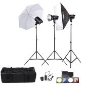 Ensemble de lampe d'éclairage Speedlite de studio de photographie Tolifo