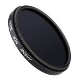 Andoer 52mm UV+CPL+ND8 円型フィルターキット 円偏光フィルター  ND8減光フィルター バッグ付き Nikon Canon Pentax Sony デジタル一眼レフカメラ用【並行輸入品】