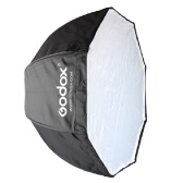 Godox 120cm/47,2 in octogone Portable parapluie Softbox Parapluie réflecteur pour Flash