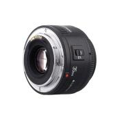 Yongnuo YN35mm F2 Lens 1: 2 AF / MF Szerokokątny Fixed / Prime Auto Focus obiektywu Canon EF Górze EOS Camera