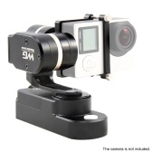 Second Hand Feiyu FY WG 3-axis Wearable Gimbal Stabilizer for GoPro Hero 3 3+ 4 SJCAM SJ4000 and Similar Shaped Action Cameras