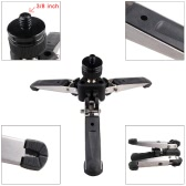 """Andoer Universal drei-Fuß Unterstützung Stand Einbeinstativ Base für Einbein-Stativ DSLR Kameras 3/8"""" Schraube den Kopf"""