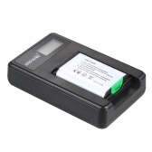 Caricabatterie portatile LED di seconda mano con batterie ricaricabili al litio Li-ion 2pcs 1450mAh NP-BX1 per videocamera DSC Cybershot di Sony serie DSC