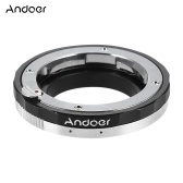 Second Hand Andoer LM-NEX Camera Lens Mount Adapter Ring Manual Focus For Leica M Rangefinder LM-E Mount Lens to use for Sony E-mount A7 A7SII A7R A7II A6300 A6500 NEX Series ILDC with Macro Focusing Helicoid