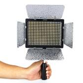 Yongnuo YN-300 LED Lampe Vidéo Atténuation Eclairage Appareil photo SLR Caméscope DV pour Canon Nikon + Télécommande