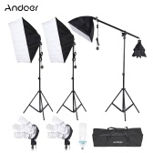Andoer Photography Studio Portrait Produit Light Lighting Tent Kit