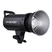 Godox SK400II Professional Compact 400Ws Studio Flash Strobe Light