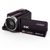 Andoer HDV-534K 4K 48MP WiFi Digital Video Camera
