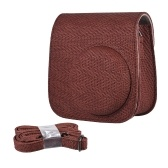 Andoer PU Camera Case Bag para Fujifilm Instax Mini 9/8 + / 8s / 8