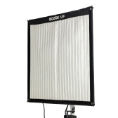 Godox FL150S 150W Flexible LED Video Light 3300-5600K Bi-color Foldable Cloth Light with Controller + Remote Control + X-shaped Support 60*60cm Unfolded Size for Portrait Outdoor Studio Shooting