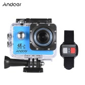 Andoer AN4000 4K 30fps 16MP WiFi Action Sports Caméra