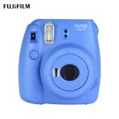 Cámara de película instantánea Fujifilm Instax Mini 9 con espejo Selfie, Smokey White
