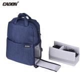 CADeN L5 Shockproof Waterproof DSLR Camera Backpack