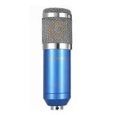 Micrófono de condensador Estudio de grabación de alta sensibilidad Equipo de grabación profesional