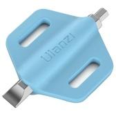 Мини-отвертка Ulanzi с двумя головками, прямая шестигранная отвертка 2-в-1, портативный аксессуар для фотографии