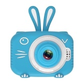 720P Portable Mini Kids Camera 20 Megapixel 2.0 Inch IPS Screen Cute Cartoon Animal Camera for Children Boys Girls