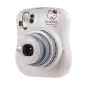 Fujifilm Instax Mini 25 Instant Camera Встроенная вспышка Selfie Mirror Flash с двойным затвором Автоматическая выдвижная линза с крупным объективом