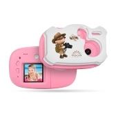 Amkov Mini Kids Cyfrowy aparat fotograficzny Prezent dla dzieci Boys Girls
