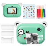 C3 Kids Camera 32GB Instant Camera Photo Printer for Kids