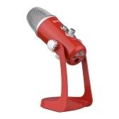 BOYA BY-PM700 Microphone USB de bureau Microphone à condensateur d