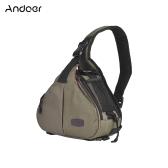 Andoer K1トライアングルDSLRカメラバッグ