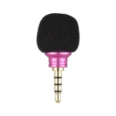 Andoer EY-610A Téléphone portable Smartphone Mini Omni-Directional Mic Microphone
