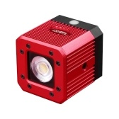 Waterproof Aluminum Alloy Cube LED Video Light