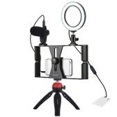 PULUZ調光対応Selfieリングフィルライト