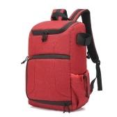 Многофункциональный водонепроницаемый рюкзак для камеры Большая вместимость Портативная сумка для фотокамеры