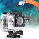 "F23 1080P 30FPS 12MP 1.5"" Screen Waterproof 30M Shockproof 170° Wide Angle Outdoor Action Sports Camera Camcorder Digital Cam Video HD DV Car DVR"