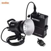 Godox XEXPERT RS600P 600W Wireless Portable Power-Contrôle Flash en plein air Studio Light Température de couleur 5600K
