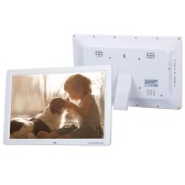 """Andoer 15"""" Wide Screen HD LED Digital Picture Frame Digital Album High Resolution 1280*800 Electronic Photo Frame with Remote Control Multiple Functions Including LED Clock Calendar MP3 MP4 Movie Player Support Multiple Languages"""