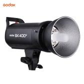 Godox SK400IIスタジオフラッシュストロボライト