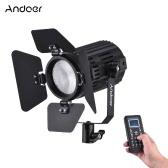 Andoer LS-60S Dimmable LED de luz de vídeo