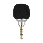 Andoer EY-610A Cellphone Smartphone Portable Mini Omni-Directional Mic Microphone
