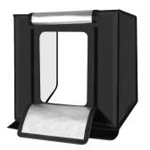 16-calowy, 40-centymetrowy przenośny zestaw Photo Studio Box