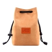 LATZZ DSLR Velvet Fleece Camera antipolvere Sacchetto a prova di graffi