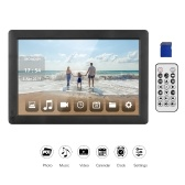 Andoer 10,1 Polegada IPS LCD Digital Photo Frame Álbum De Mesa Ultra-fino