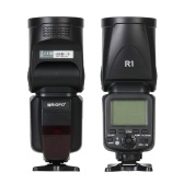 TRIOPO R1 Speedlite Flash Light Round Head
