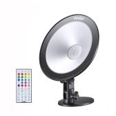 Godox CL10 RGB LED Light Многоцветный окружающий свет для веб-трансляций 10 Вт