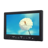 "Monitor LCD digitale ad alta definizione BestView 7 ""LCD da campo 800 * 480 Ingresso HD 400cd / m2 per fotocamera Full HD DSLR"