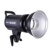 Luz video do diodo emissor de luz do poder superior de Godox SL-60W 5600K 60W