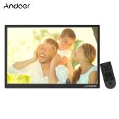 Andoer 17inch LED Digital Photo Frame