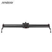 Andoer GP-120QD 120cm / 3.9ft Carbon Fiber motorizzato Slider Slider Dolly