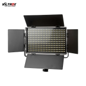 Panel de luz de video bicolor 276 LED Villox VL-S50T